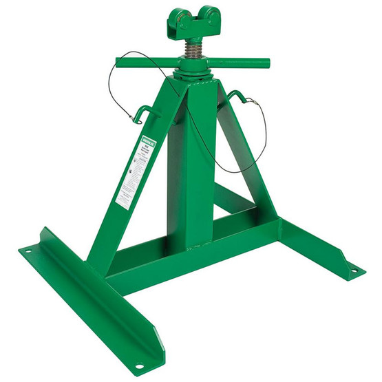 Greenlee 683 Reel Stand 22 - 54 (559 - 1372 Mm)-1