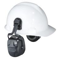 Howard Leight By Honeywell 1011603 Thunder T3h Helmet Dielectric Earmuff 27 Nrr-1