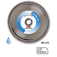 MK Diamond MK-275G 155853 6 in. 3/8 in. Radius Profile Wheel For Granite-1