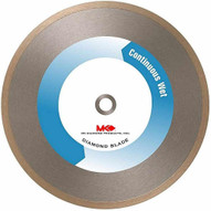 MK Diamond 155949 (MK-215GL) 8 Wet Cutting Continuous Rim Blades for Glass-1