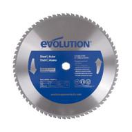 Evolution 15BLADEST 15 X 70T X 1 For Cutting Steel, Max RPM 1500-1