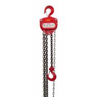 Hit Tools 16-Ch112h 1 1/2 Ton Capacity W/10' Standard Lift Manual Chain Hoist-1