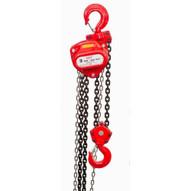 Hit Tools 16-Ch3h20 3 Ton Capacity W/20' Standard Lift Manual Chain Hoist-1