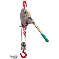 HIT Tools 16-CH40-1 2000 LB Cable Hoist-1