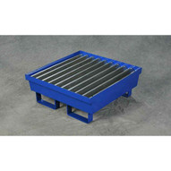 Eagle Manufacturing 1611ST One Drum Steel Containment Pallet-1