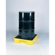 Eagle Manufacturing 1633D 1 DRUM MODULAR SPILL PLATFORM 12 gal. capacity W/ Drain-1