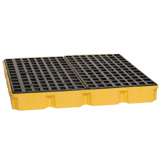 Eagle Manufacturing 1635 4 DRUM MODULAR PLATFORM Spill capacity 60.5 Gal W/O Drain-2