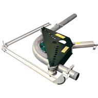 Greenlee 884 Rigid Conduit Benders For One-shot 90°s In 1-1/4 - 4 (5 With Segment Bending Shoe)-1