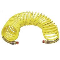 Coilhose Pneumatics N38-12A 27671 3/8idx12' W/i Swivel Fitting Hos-1