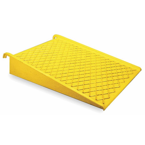 Eagle Manufacturing 1689 LOW PROFILE POLY PALLET RAMP (Ramp only no pallet)-3