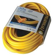 Coleman Cable 03488 50' Yellow Polar/solar Plus Three-way P-1