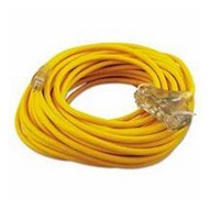 Coleman Cable 03489 100' 12/3 Yellow Polar/solar Plus W/power Ligh-1