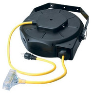Coleman Cable 04820 12/3 50' Retractable Cord Reel-1