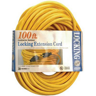 Coleman Cable 09209 12/3 Yellow Sjtw L5-20pto L5-20r - 300v-1