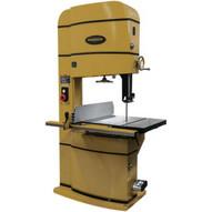 Powermatic 1791259B Pm2415b, 24 Bandsaw, 5hp 1ph 230v-3
