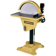 Powermatic 1791276 Ds20 Disc Sander, 2hp 1ph 230v-2