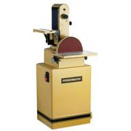 Powermatic 1791292K 31a Belt/disc Sander, 2hp 3ph 230/460v-2