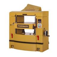 Powermatic 1791303 Wp2510 Planer, 15hp 3ph 230/460v Helical Head-2