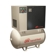 Ingersoll-Rand Up6-15ctas-125 (18004606) 80 Gal, 15hp, 460-3-60 Volt Electric-driven Rotary Screw Air Compressor-1