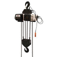 Jet 181021 Volt 10t Variable-speed Electric Hoist 3ph 460v 20' Lift-1