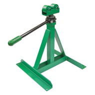 Greenlee 656 Ratchet Reel Stand 28 - 46-5/8 (711 Mm - 1184 Mm)-1