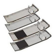 Bon Tools 22-166 Stainless Steel Knee Boards w/ Pads-1