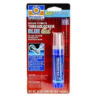Permatex 24010 Medium Strength Threadlocker Blue Gel 10 Gram-1