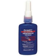 Permatex 27250 High Temperature Threadlocker Red 50 Ml Bottle-1