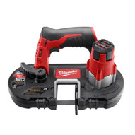 Milwaukee 2429-20 M12 Cordless Sub-compact Band Saw Tool Only-1