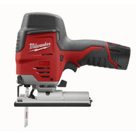 Milwaukee 2445-21 M12 Cordless High Performance Jig Saw Kit-4