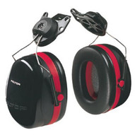 3m Personal Safety Division H10P3E Peltor Dual Cup Helmet Attachment Hearing Pro-1