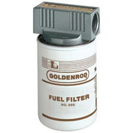 Goldenrod 595 56606 10 Micron Fuel Filter W/top Cap-1