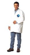 DuPont TY210S-2XL Tyvek Lab Coat Snap Front-1