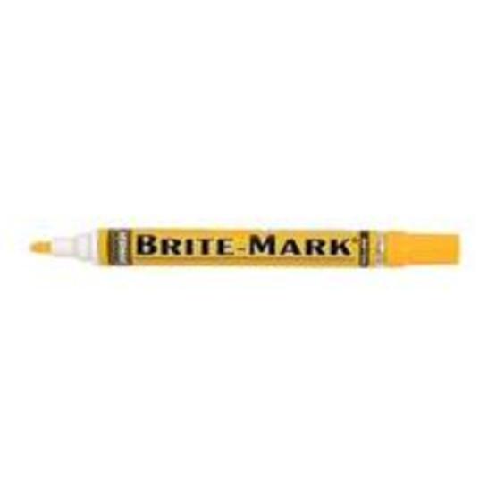 Dykem 84009 Brite-mark Paint Pen Medium Tip Pink (12 EA)-1