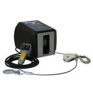 Dutton-Lainson SA7015AC 25728 120 Volt Electric Winch NO CLUTCH, 1800 LB Cap, 50 FT Cable-1