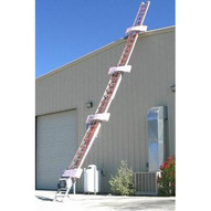 Lift Conveyors 26/32, 32 Foot Continuous Belt Motor Ladder w/ Reverse 110 volt A.C. power-4