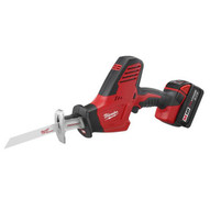 Milwaukee 2625-21 Hackzall M18 Cordless Lithium-ion One-handed Recip Saw Kit-1