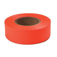 Empire Level 77-002 77002 Glo-orange 1x200'plastic Flagging Tape-1