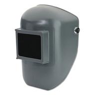 Fibre-Metal 4990GY Welding Helmet Shell Gray W/4001 Mounting Cuo-1