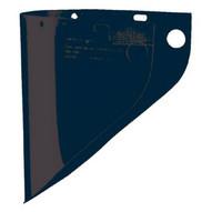 Fibre-Metal 6750IRUV5 Faceshield Window- Shade5 .060 8x16-1/2-1