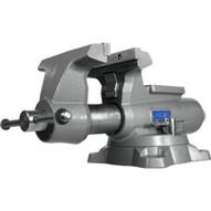 Wilton 28813 Mechanics Pro Vise 8� Jaw Width 8-12 Jaw Opening 360� Swivel Base-1