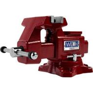 Wilton 28818 Utility Bench Vise 4-12� Jaw Width 4 Jaw Opening 360� Swivel Base-4
