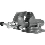 Wilton 28830 Machinist 3� Jaw Round Channel Vise With Swivel Base-3