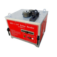 HIT Tools 29-RB32-6 1-1/8 Grade 60/ 1-1/4 Grade 40 Electric Rebar Bender-1