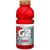 Gatorade 20405 20 Oz G2 Fruit Punch Wide Mouth Bottles-1