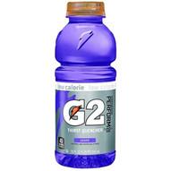 Gatorade 20406 20 Oz G2 Grape Wide Mouth Bottles-1