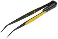 General Tools 70408 Ultratech Tweezer Lighted -bent-1