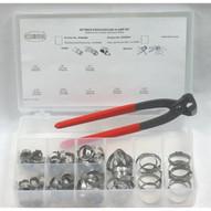 Oetiker 18500060 Stepless Ear Clamp Kit-1