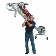 Lift Conveyors 42 Foot Portable Belt Lift Conveyor-4