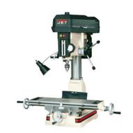 Jet 350017 Jmd-15 Mill/drill With R-8 Taper 115/230v 1ph-1